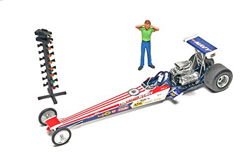 Revell/Monogram Mongoose McEwen Rail Dragster Kit (Dragster Model Kits compare prices)