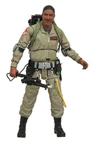 Diamond Select Toys Ghostbusters Select: Winston Action Figure
