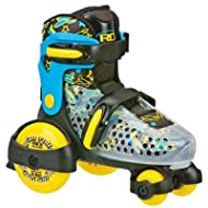 Roller Derby Youth Boy's Fun Roll Adjustable Roller Skates - 1359