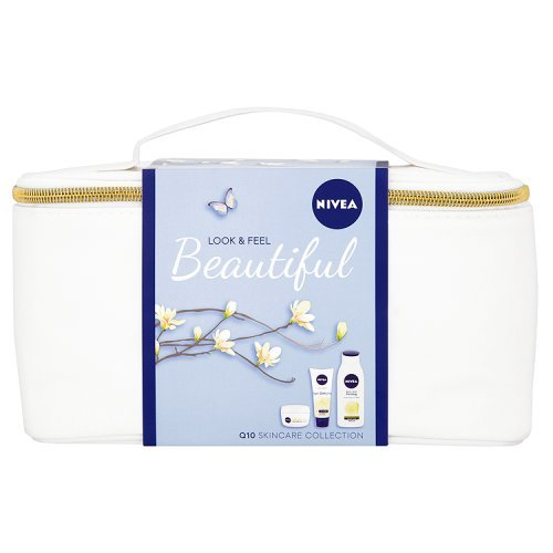 Nivea Q10 - Set di creme Look and Feel Beautiful, Skincare Collection