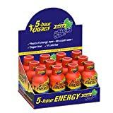 5-Hour Energy, 24 Bottles Grape (New Flavor)