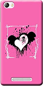Fashionury Printed Soft Back Case Cover For Lava A88-Print421771