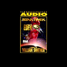 Star Trek: The Ashes of Eden (Adapted)  by William Shatner Narrated by William Shatner