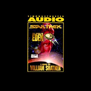 Star Trek: The Ashes of Eden (Adapted) Audiobook