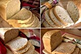 Baker's Choice: Bread Machine Mixes (Anadama, American White Rye, Red River Valley Setters, Buttermilk Wheat)