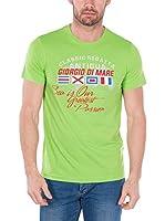 Giorgio Di Mare Camiseta Manga Corta (Verde)