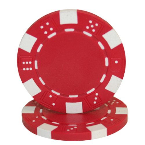 Check Out This Brybelly 50 Clay Composite Striped Dice 11.5 Gram Poker Chips