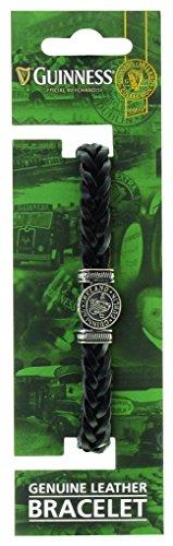 braccialetto-guinness-cuoio-acciaio