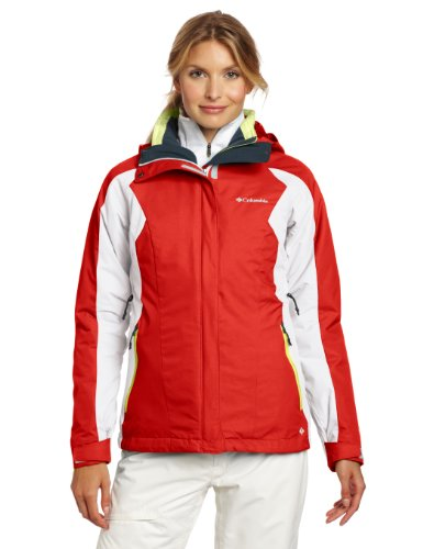 Columbia Women's Vertical Convert Interchange Jacket