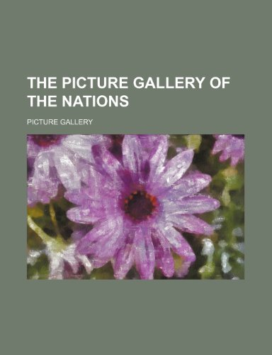 The picture gallery of the nations