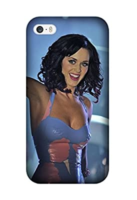 Cover For Iphone 5/5S/Iphone SE Case, Design Music Katy Perry Pattern Durable Fashion Hard Case Ultra Slim Fit For Iphone 5/5S/Iphone SE