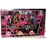 Exclusive Monster High Ghoul Spirit Doll 3-Pack - Draculaura, Cleo de Nile and Ghoulia Yelps
