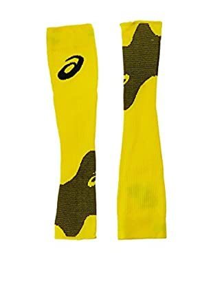 Asics Perneras Compression Calf Sleeve (Amarillo)