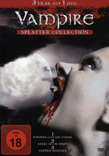 Vampire Splatter Collection Vol. 1