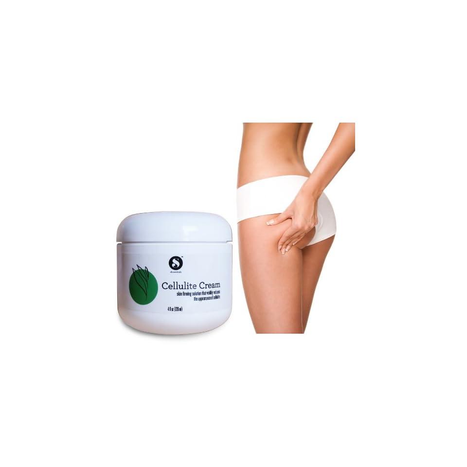 SHESSENTIALS Cellulite Cream Skin Firming Body Lotion with Retinol and Caffeine