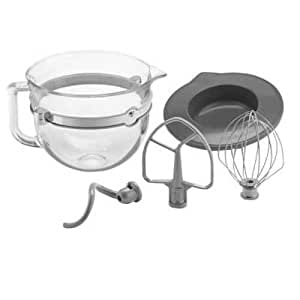 kitchenaid mixer accessories for bowl lift stand mixers