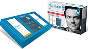 Nourkrin Man Value Pack with Free Shampoo and Conditioner