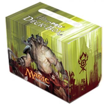 Deck Box - Ultra Pro - Magic - Side Loader - Dragon's Maze - Ruric Thar, The Unbowed