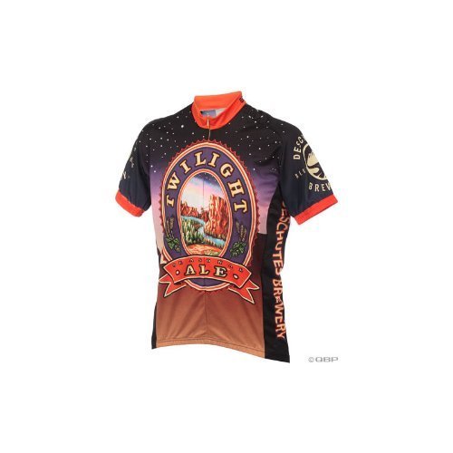 Image of World Jerseys Deschutes Twilight Ale Jersey Md (B002P129VU)