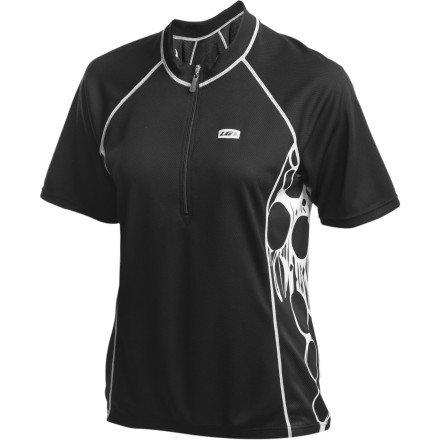Buy Low Price Louis Garneau Apex Jersey 3 – Short-Sleeve – Women's Black, XS (2820598 4P7 XS)
