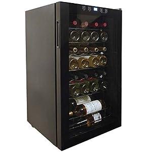 Vinotemp 34-Bottle Touch Screen Wine Cooler