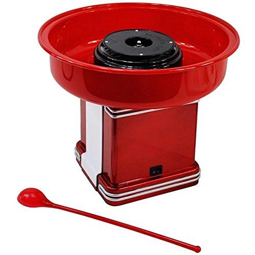 Mini zuker ouate de Barbe à Papa zuker Machine automatique Barbe à Papa pour la maison