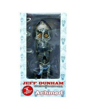 NECA Jeff Dunham Achmed Talking Head Knocker 1 (Jeff Dunham Talking Head Knockers compare prices)