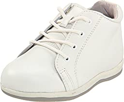 Jumping Jacks Kids Unisex Perfection (Infant/Toddler) White Leather Oxford 2.5 Infant W