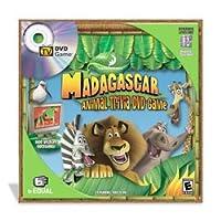 Madagascar Animal Trivia DVD Game