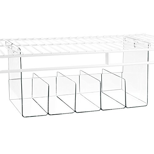 price tracking for  interdesign wire shelving organizer