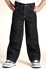 Cotton Rich Straight Leg Jeans [T88-5814P-Z]