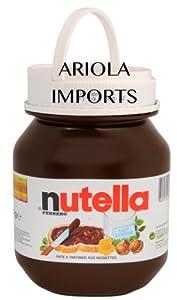 Nutella Hazelnut Spread 5kgs (11 Lbs) Product in Italy