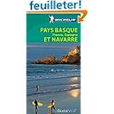 Le Guide Vert Pays Basque (France, Espagne) et Navarre Michelin