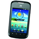"ZTE Kis Flex - Smartphone libre Android (Pantalla táctil de 3.5"", cámara 3.15 Mp, 512 GB, 1 GHz, 256 MB RAM), negro"