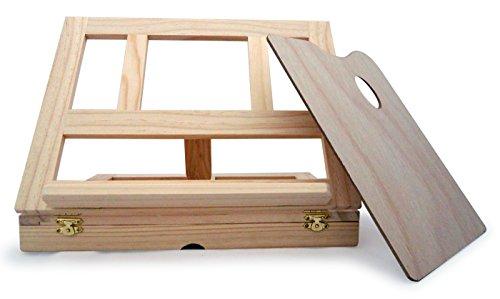 Solabela Artists Desk Easel 13 1 4 in w x 10 in H x 2 3 4
