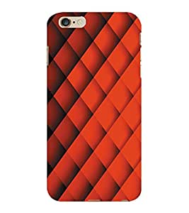 ColourCraft Pattern Design Back Case Cover for APPLE IPHONE 6 PLUS