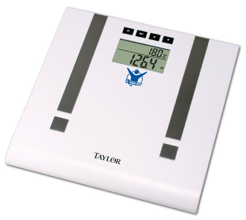Image of Biggest Loser #5768BL Body Fat Monitor Scale (5768BL)