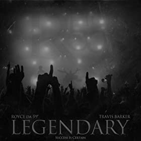 Legendary (Feat. Travis Barker) [Explicit]