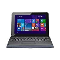 マウスコンピューター 8.9型Win8.1タブレット・2in1 PC Office付 (Win8.1/AtomZ3735F/2GB/32GBeMMC/Office H&B) WN891