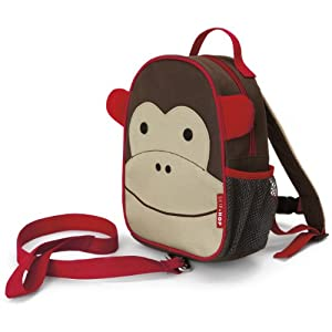 Skip Hop Zoo Safety Harness, Monkey