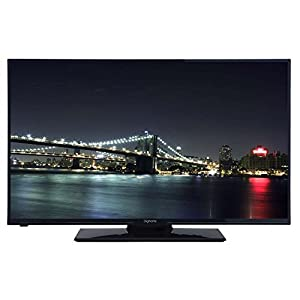 Digihome 40272SMT2FHDLED Black 40Inch Smart Full HD LED TV with Freeview HD Built-in WiFi 2x HDMI and 1x USB Port