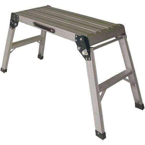 Wel-Bilt Folding Aluminum Platform – 330Lb. Capacity [Misc.]