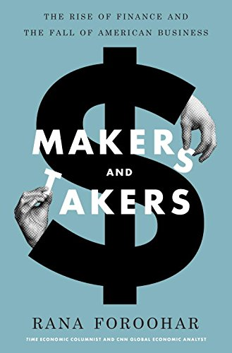 Makers and Takers ISBN-13 9780553447231