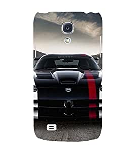 EPICCASE Royal Maybach Mobile Back Case Cover For Samsung Galaxy S4 Mini (Designer Case)