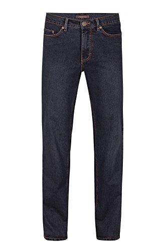 Herren 5-Pocket Jeans der Marke Paddock's in verschiedenen Farben, Passform: Slim Fit, Ranger (80 253 1606 000), Größe:W36/L28;Farbe:blue black dark used(5703)