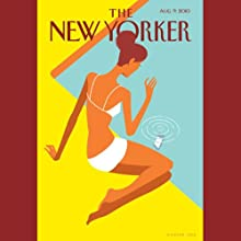 The New Yorker, August 9th 2010 (Alec Wilkinson, David Sedaris, Larry Doyle)  by Alec Wilkinson, David Sedaris, Larry Doyle Narrated by Dan Bernard, Christine Marshall