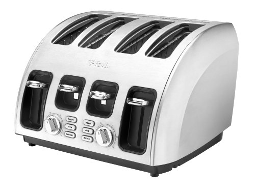 T-fal TF5600 Avante Icon Cooking Core 1800-Watt Full Brushed Stainless Steel Body, White (Tfal Avante compare prices)