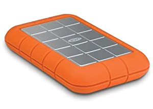 Lacie Rugged Hard Disk Triple 1 Tb Usb 3.0 Firewire 800 2x Portable Hard Drive 301984