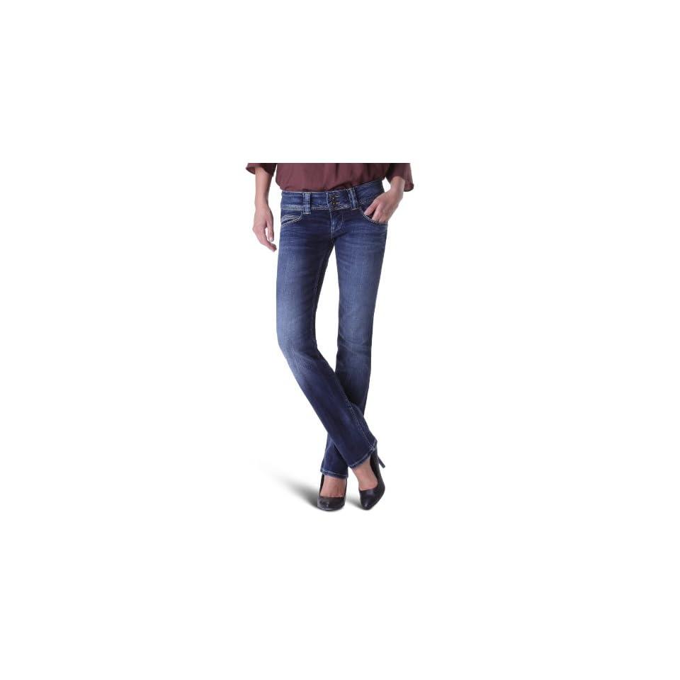 Pepe Jeans Damen Jeans PL200029Q192 Venus Straight Fit