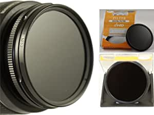 A&R Professional 58mm Infrared 720 IR720 For Canon 18-55mm 55-250mm 75-300mm 70-300mm Nikon 55-300mm 50mm F1.4 G Infra red 720 filter